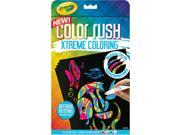 Crayola Xtreme Coloring Kit-Multicolor
