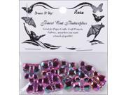 Dress It Up Embellishments-Bling Butterfly