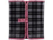 "Lap Bead Case 11.5""X12""X.75""-Plaid"