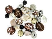 Inspirations Beads-Latte
