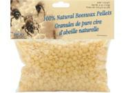 Beeswax Pellets 4 Ounces-100% Natural