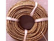 Basketry Sea Grass #3 4.5mmx5mm 1 Pound Coil-Approximately 210'