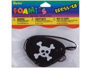 Foam Eye Patch-Pirate