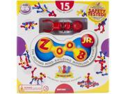 Zoob Jr 15 Set-Primary Colors