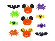 Dress It Up Licensed Embellishments-Disney Mickey & Minnie Halloween