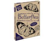 Dover Coloring Box Kit-Butterflies