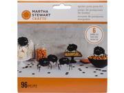 Spider Pom-Pom Kit Makes 6-Spooky Night