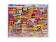 Jigsaw Puzzle 1000 Pieces 24''X30''-Gum Wrappers 9SIA75X3EU1072