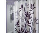 Leaves Shwr Curtain INTER-DESIGN Misc. Shower Hardware 35620 081492356202