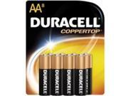 Duracell 82501 - AA Cell Battery 8 Pack (MN1500B-8)