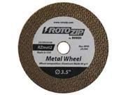 RotoZip RZMET2 Metal ZipWheel Cut-Off Wheel 2-Pack