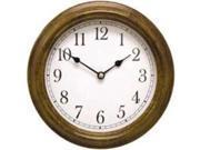 Westclox 33883 9.5 Round Round Wall Clock