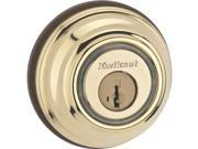Kevo Bluetoth DeaDoublet P Brss KWIKSET Deadbolts 925 KEVO DB L03 883351477642