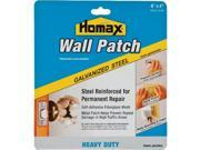 "4""X4"" Wall Repair Patch Homax Spackling 5504 076335812311"