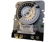 Time Switch Replacemant Mechanism Single Pole 40Amp 120 Volt TORK 1101-M