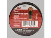 Vinyl Electrical Tape 60 L X 3 4 W ACE Electrical Tape 50 32735 082901327356