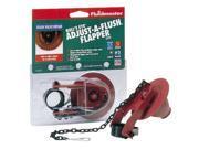 Fluidmaster Bullfts Eye Flapper Adjust A Flush 10 Pack