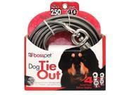 Super Beast 40Ft Tie Out Boss Pet Products Pet Supplies Q684000099 083929007923