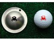 Tin Cup Chesapeake Golf Ball Custom Marker Alignment Tool