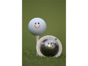 Tin Cup Groovy Golf Ball Custom Marker Alignment Tool