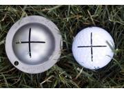 Tin Cup Sharpshooter Golf Ball Custom Marker  Alignment Tool