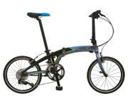 Dahon Vector P20 Gray 92-7-06 Folding Bike Bicycle with Free Carry Strap