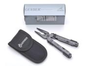 Gerber Multi-Plier 600 - Needlenose Black  07550