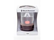 Black Diamond Titan BD620703DKCHALL1 250 Lumens Quad Power LED Lantern