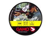 Gamo Pellets Magnum Spire Point Dbl Ring .22 Cal.