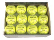 "Case w/ Quantity of 24 Easton 2014 Soft Training 12"" Neon Soft Trng Sb A122116BX"