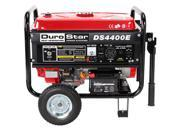 DuroStar DS4400E Watt Quiet Portable Electric Start RV Gas Powered Generator