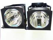 PANASONIC ET-LAD7700W Dual Lamp manufactured by PANASONIC