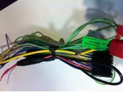 PIONEER WIRE HARNESS FOR AVH-P3300BT CAR DVD MONITOR CDP1301