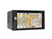 "Jensen 6.2"" DDin Receiver Navigation Bluetooth USB Pandora"