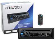 Kenwood KDC-BT318U Car CD Receiver w/ Bluetooth USB and Aux Inputs KDCBT318UB