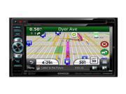 "Kenwood 6.1"" DVD Audio Video Navigation System w/ Bluetooth DNX691HD DNX691HDB"