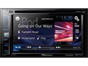 "Pioneer AVH-X1800S In Dash Car DVD CD Receiver w/ 6.2"" Display AVHX1800S"