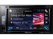 "Pioneer AVH-X3800BHS Car DVD CD Receiver w/ 6.2"" Monitor & Bluetooth AVHX3800BHS"