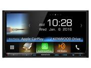 """Kenwood DDX9903S 6.95"""" eXcelon Double-DIN with Apple CarPlay and Android Auto"""