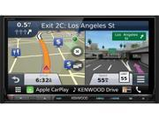 """Kenwood DNX893S 6.95"""" eXcelon Double-DIN AV Navigation System With Bluetooth"""