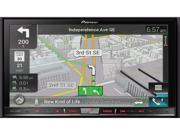 Pioneer AVIC-7100NEX In-dash CD/DVD Car Navigation