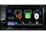 "Kenwood DDX6702S 6.2"" DVD Receiver with Apple CarPlay, Bluetooth and HD Radio"