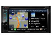 Kenwood eXcelon DNX693S Navigation w/ Bluetooth HD Radio, CMOS Backup Camera and Headphones KH-KR900 with SOTS Air Freshener Package