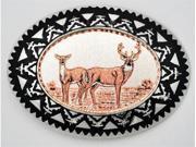 Copper Buckle - Deer