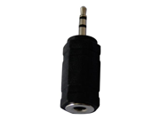 Skque 3.5mm Female to 2.5mm Male Headphone Earphone Adapter (Converts your 3.5mm Earphone Jack into 2.5mm Earphone Jack)