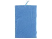 Skque Soft Sleeve Cloth Pouch Velvet Case Cover for Apple iPad Mini, Blue
