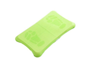 Skque Silicone Skin Case for Nintendo Wii Fit, Green