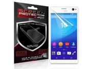 Skque® Anti Scratch Screen Protector for Sony Xperia C4