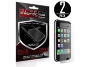 Skque 2PCs Screen Protector for Apple iPhone 3G Series
