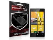 Skque Anti Scratch Screen Protector for Nokia Lumia 520